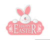 Free Animated Happy Easter Clipart Image