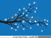 Winter Tree Clipart Image