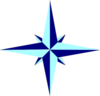 Compass Rose Star Md Image