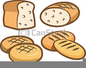 Loaf Of Bread Clipart Free Image