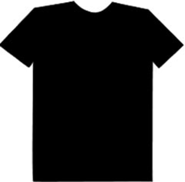 Black t shirt png is shirt for T shirt plain black