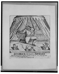Hunchback In The Character Of Richard Image