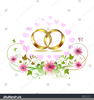 Free Wedding Clipart Two Hearts Image