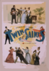Twin Saints The New Comedy In 3 Acts : By Frank J. Hallo & Marie Madison. Clip Art