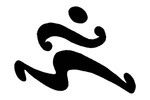 Tribal Runner Tattoo Image
