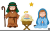 Mary Did You Know Clipart Image