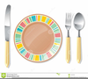 Fork Knife Spoon Clipart Image