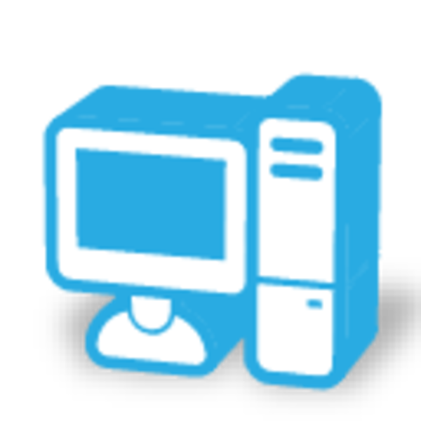 My Computer Icon | Free Images at Clker.com - vector clip ...