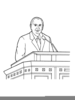 Lds Conference Center Clipart Image