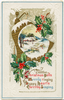 Free Clipart Vintage Christmas Cards Image