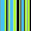 Amazing Green Blue Stripes Image