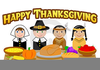 Free Clipart Of Pilgrims And Indians Image