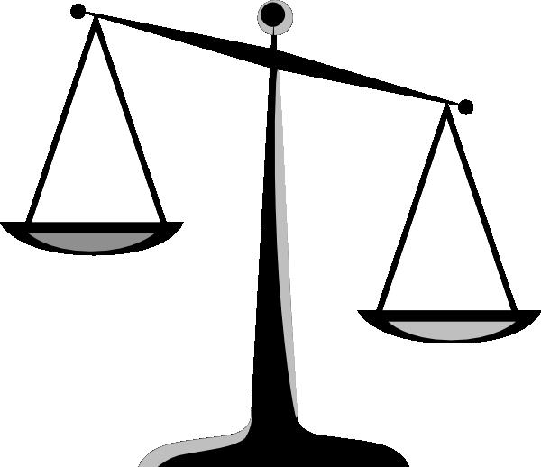 scales of justice clip art at clker com vector clip art online rh clker com