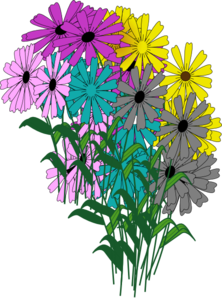 Hope Flowers Blooms Clip Art