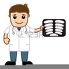 Clipart Of Cartoon Doctor Image
