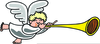 Angel Baby Clipart Free Image