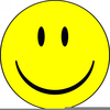 Smily Faces Clipart Image