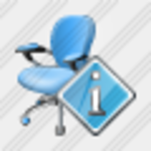 Icon Office Chair Info Image