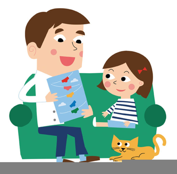 Parent And Child Talking Clipart | Free Images at Clker ...
