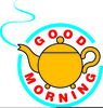 Good Morning Clipart Image