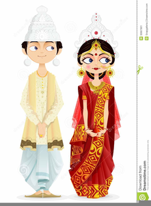 Bengali Wedding Clipart Free Download | Free Images at Clker.com ...