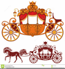 Horse And Carriage Clipart Image