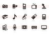 0018 Multimedia Icons Image