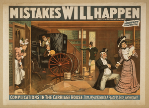 Mistakes Will Happen Written By Grant Stewart. Image