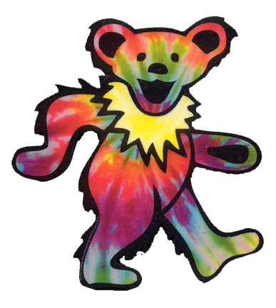 Pics Photos - Art Free Clipart Newspaper Grateful Dead Bears How To ...