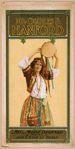 Miss Marie Drofnah As Mariatana In Don Caesar De Bazan Image