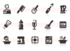 0068 Kitchen Utensils Icons Image