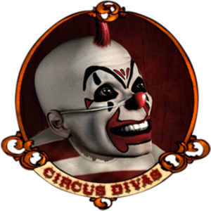 Dwarf Clown X Image