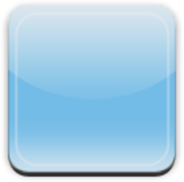 Glass App Button Free Images At Vector Clip