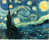 Gogh Starry Night Image