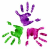 Color Hands Image
