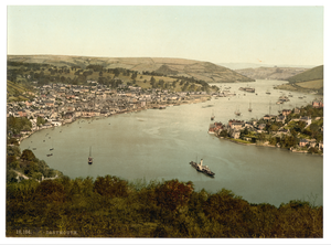[general View, Dartmouth, England] Image