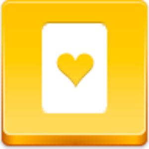 Hearts Card Icon Image