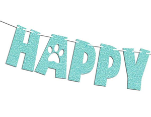 free happy birthday banner clipart image