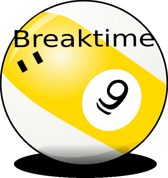 Breaktime Logo Clip Art At Clker Com Vector Clip Art