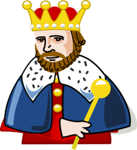king solo clip art at clker com vector clip art online royalty rh clker com queen clipart free queen clipart black and white
