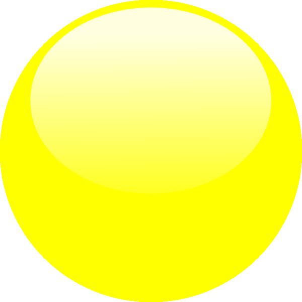 Bubble Yellow Clip Art At Clker Com Vector Clip Art