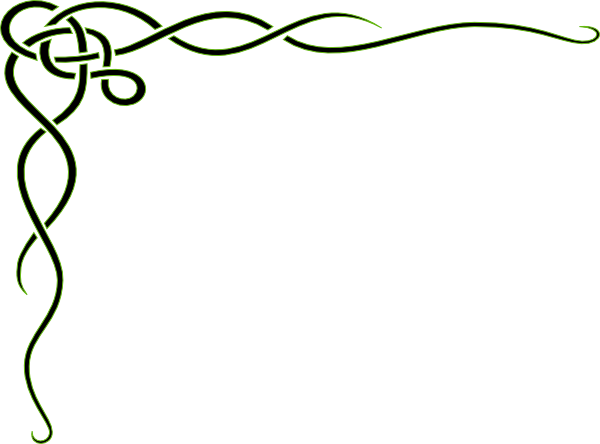 Line Art Design Png : Curlyline 点力图库