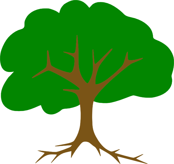 Tree Vinay Clip Art at Clker.com - vector clip art online, royalty ...
