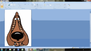 Droopy Dog Clip Art