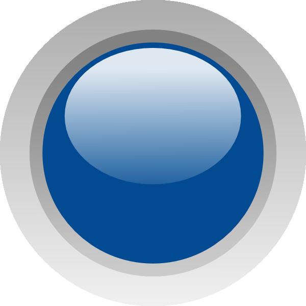 Dark Blue Circle Png Dark Dark Blue Led Cir...