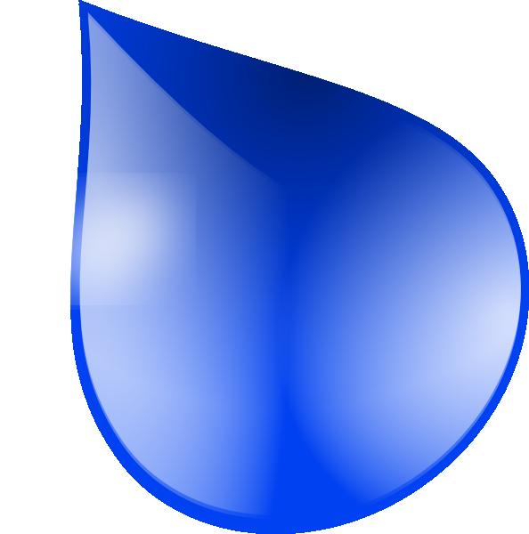 Raindrop Clip Art at Clker.com - vector clip art online ...