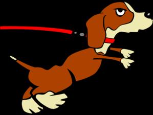 beagle big leash clip art at clker com vector clip art online rh clker com bagel clipart beagle clipart free