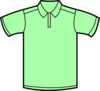 Green Polo Clip Art