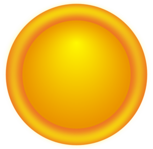 Decorative Sun - Central Core Clip Art