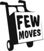 Few Moves Logo Clip Art